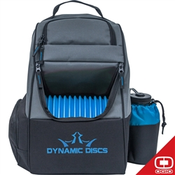 Dynamic Discs Trooper Backpack Blue