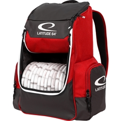 Latitude 64 Core Bag Red