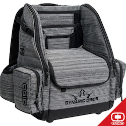 Dynamic Discs Commander Bag Black Noise