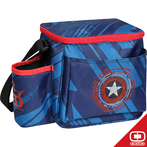 Dynamic Discs Marvel Captain America Cadet Disc Golf Bag