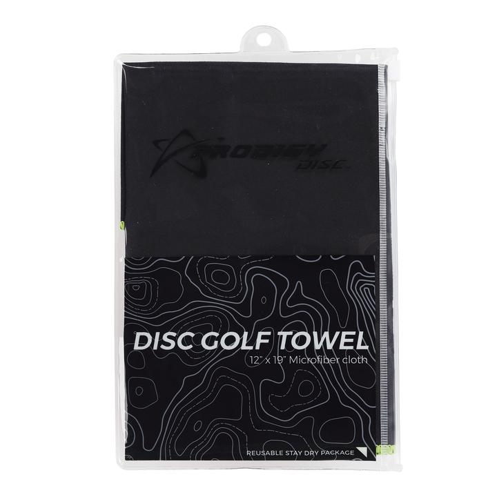 Prodigy Microfiber Disc Towel