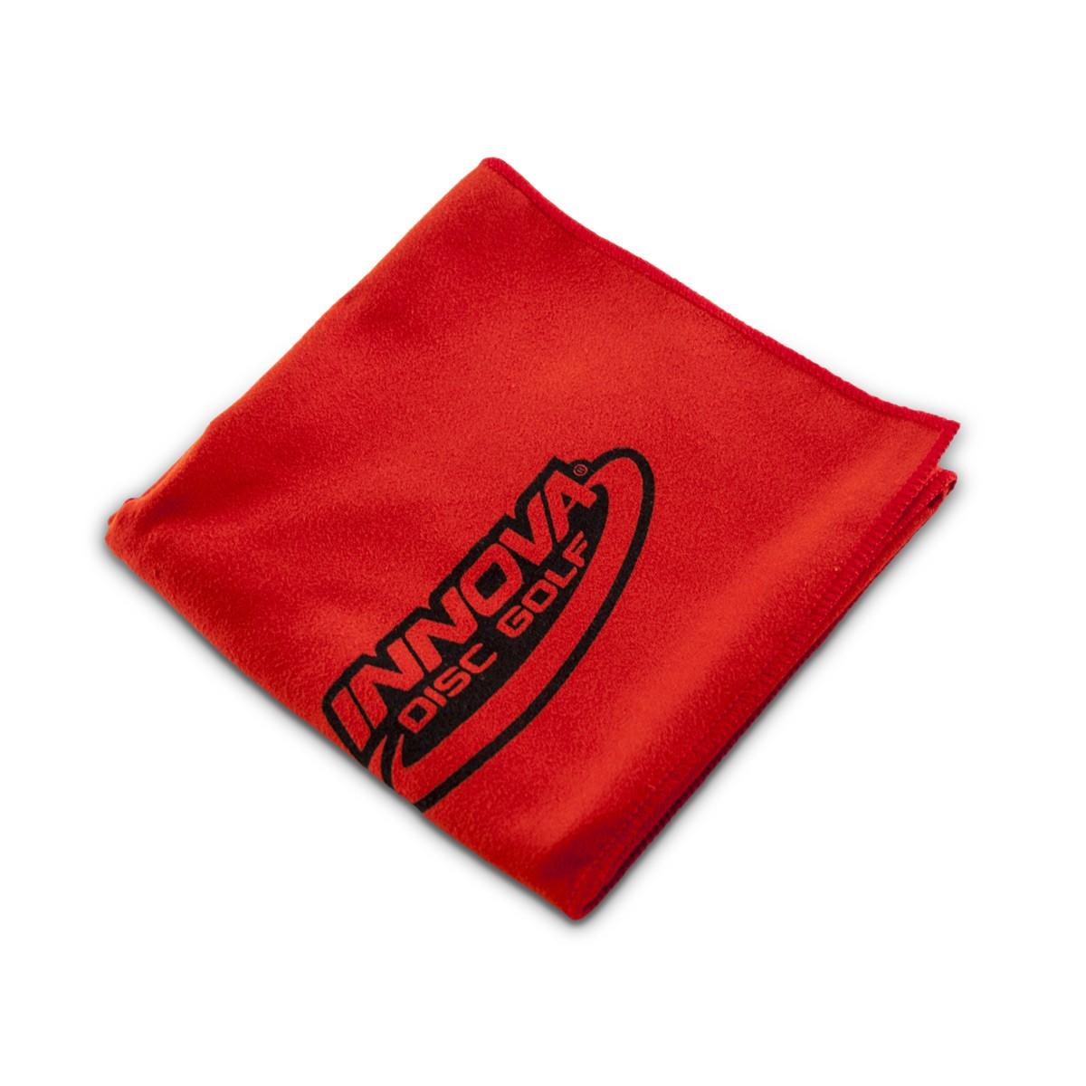 Innova DewFly Towel-Red