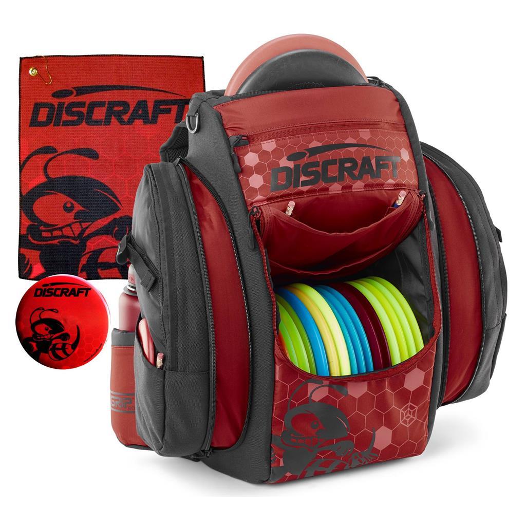 Discraft Grip BX Buzzz Disc Golf Bag