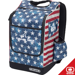 Dynamic Discs Sniper Bag - Stars and Stripes